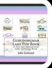 Gurudongmar Lake Fun Book