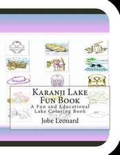 Karanji Lake Fun Book