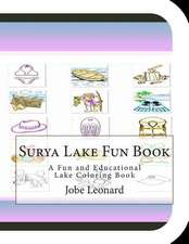 Surya Lake Fun Book