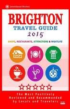 Brighton Travel Guide 2015