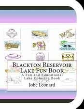 Blackton Reservoir Lake Fun Book