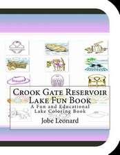 Crook Gate Reservoir Lake Fun Book