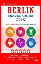 Berlin Travel Guide 2015