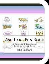 Ash Lake Fun Book