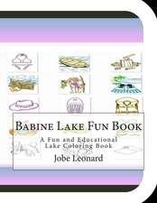 Babine Lake Fun Book