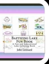 Baptizing Lake Fun Book
