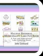 Halifax Regional Municipality Lake Fun Book