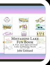 Mistassini Lake Fun Book
