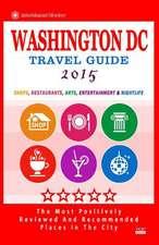 Washington DC Travel Guide 2015