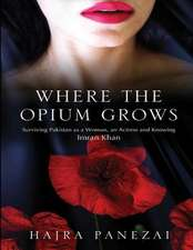 Where the Opium Grows