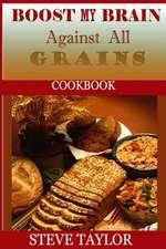 Boost My Brain Against All Grain Cookbooks