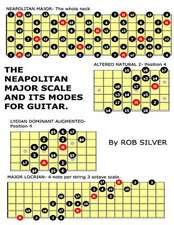 The Neapolitan Major Scale and Its Modes for Guitar