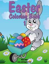 Easter Coloring Book 1