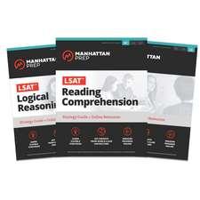 LSAT Strategy Guide Set