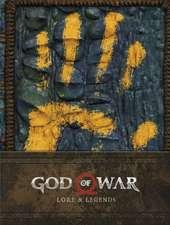 GOD OF WAR LORE & LEGENDS