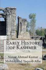 Early History of Kashmir