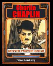 Charlie Chaplin Movie Poster Book