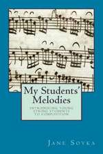 My Students' Melodies