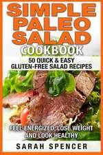 Simple Paleo Salad Cookbook