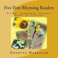 Five First Rhyming Readers