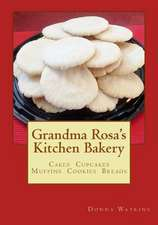 Grandma Rosa's Kitchen Bakery