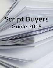 Script Buyers Guide 2015