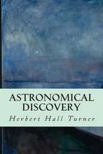 Astronomical Discovery