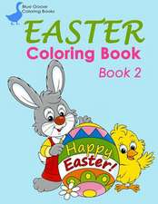 Easter Coloring Book Book 2