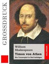 Timon Von Athen (Grossdruck)