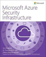 Azure Security Infrastructure