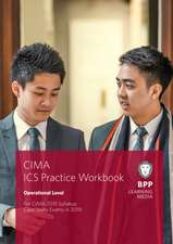 CIMA Operational E1, F1 & P1 Integrated Case Study
