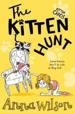 The Kitten Hunt:  Four Vehicle-Shaped Board Books in a Carry Case