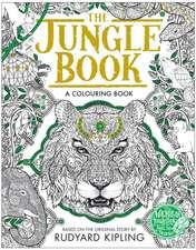 Kipling, R: The Jungle Book Colouring Book