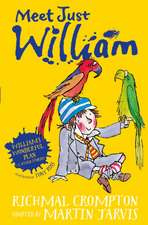 William's Wonderful Plan and Other Stories: Meet Just William