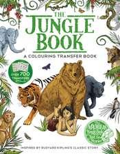THE JUNGLE BOOK TRANSFER BOOK
