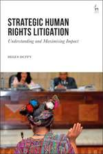 Strategic Human Rights Litigation: Understanding and Maximising Impact