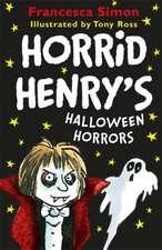 Horrid Henry's Seriously Spooky Joke Book