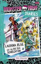 Monster High Diaries 03: Lagoona Blue Goes Surf's Up