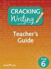 Cracking Writing Year 6