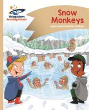 Reading and English - Snow Monkeys - Gold: Comet Street Kids