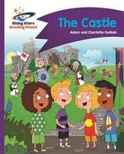 Reading Planet - The Castle - Purple: Comet Street Kids