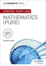 My Revision Notes: Edexcel Year 1 (AS) Maths (Pure)