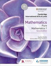 Cambridge International AS & A Level Mathematics Pure Mathematics 1