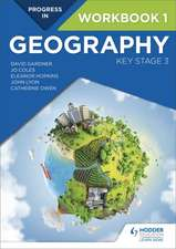 Progress in Geography: Key Stage 3 Workbook 1