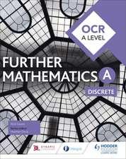 OCR A Level Further Mathematics Discrete