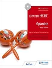 Cambridge Igcse(tm) Spanish Student Book Third Edition