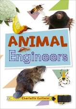 Reading Planet KS2 - Animal Engineers - Level 1: Stars/Lime band