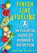 Finish Line Fueling: An Essential Guide to Runner's Nutrition