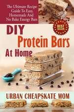 DIY Protein Bars at Home