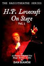 H.P. Lovecraft on Stage Vol.1